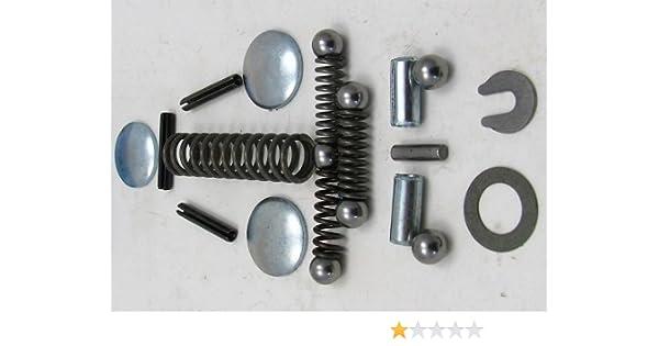Gm Sm465 4 Speed Granny Small Parts Kit