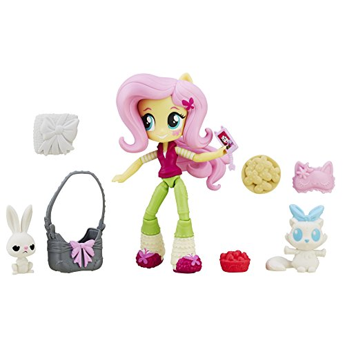 My Little Pony Equestria Girls Minis Fluttershy Slumber Part