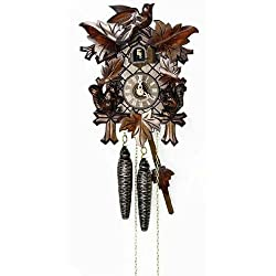 Schneider Black Forest 12 with Squirrels Cuckoo Clock