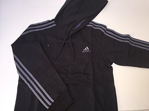Adidas Essential Heavyweight Pullover Hoodie Men's Extra Large (Adidas Heavyweight Sweatshirt)