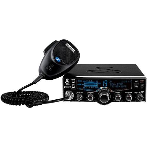 Cobra 29LXBT Bluetooth Wireless Technology