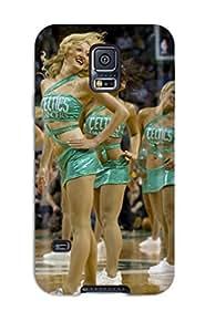 Irene C. Lee's Shop boston celtics cheerleader basketball nba NBA Sports & Colleges colorful Samsung Galaxy S5 cases