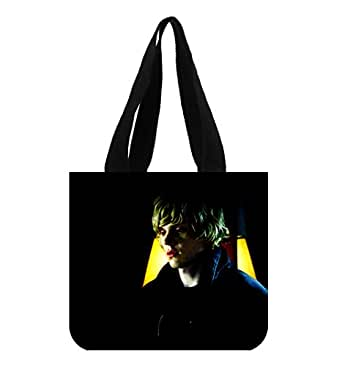 Lovely evan peters Custom Tote Bag decorative