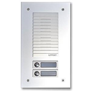 L-TEK a/b Türstation 300-2 für Fritzbox, Speedport und Telefonanlagen