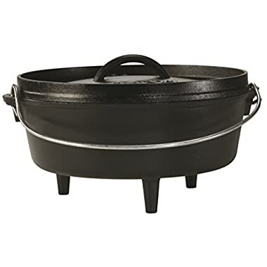 Lodge Camp Dutch Oven, 4 Qt