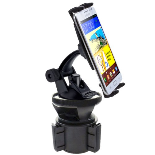 ChargerCity Drinks Cup Holder Mount for Apple iphone 7 6S 6