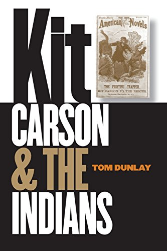 (Kit Carson and the Indians )