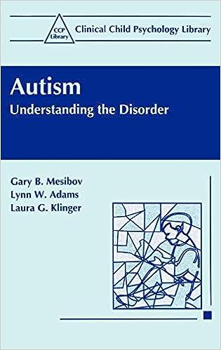 Autism: Understanding the Disorder
