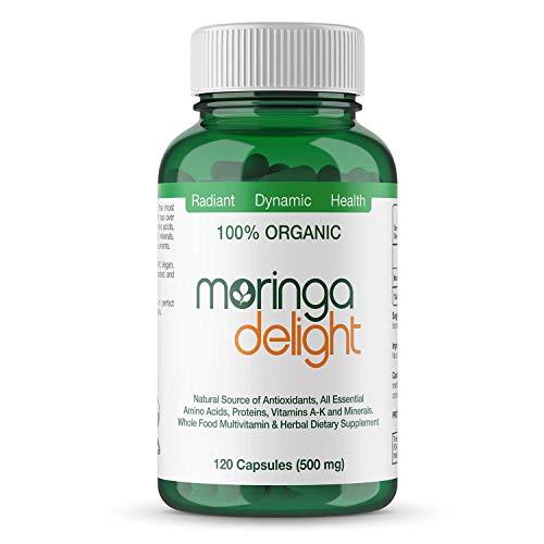 Moringa Capsules Premium Oleifera Capsules product image