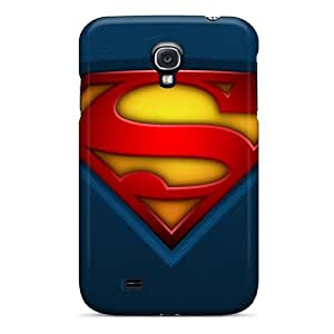 Samsung Galaxy S4 PDx8192VBFL Provide Private Custom Attractive Superman Series Shock-Absorbing Cell-phone Hard Covers -Marycase88