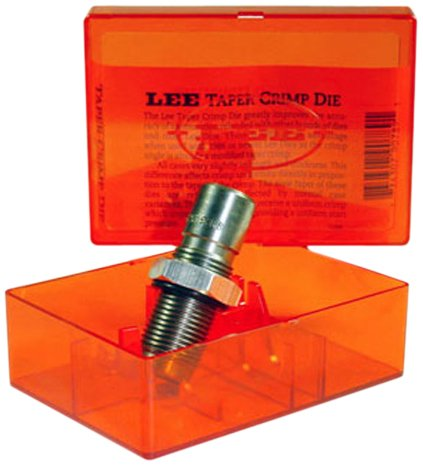 Lee Precision 45 Colt Taper Crimping (Jacketed Handgun Bullets)