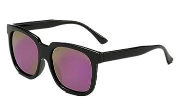 ZHLONG Gafas de sol juveniles clásicas gafas de sol ...