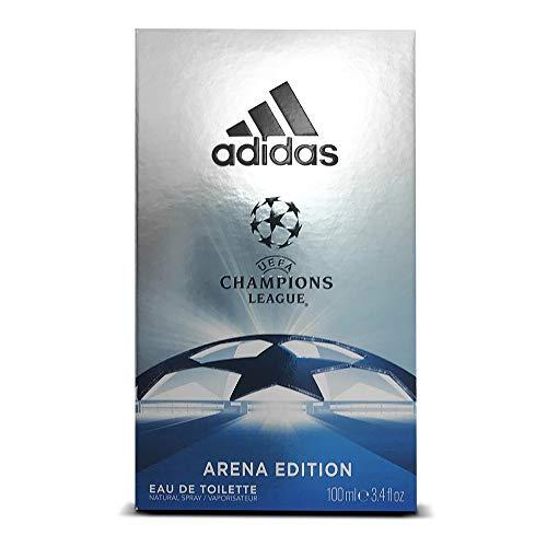 Adidas Champions League Eau De Toilette Spray, 3.4 Ounce Adidas Vanilla Eau De Toilette