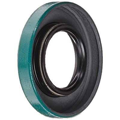 "SKF 8796 LDS & Small Bore Seal, R Lip Code, CRW1 Style, Inch, 0.875"" Shaft Diameter, 1.624"" Bore Diameter, 0.25"" Width: Automotive"