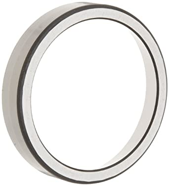"Timken 16929 Tapered Roller Bearing, Single Cup, Standard Tolerance, Straight Outside Diameter, Steel, Inch, 2.9520"" Outside Diameter, 0.5625"" Width"