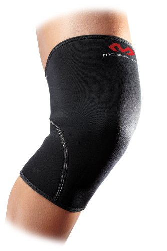 McDavid 401 Neoprene Knee Support (Black , - Mcdavid Knee Xxl