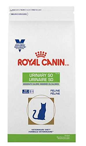 Royal Canin Feline Urinary So Moderate Calorie Dry, 6.6 lb. by Royal Canin