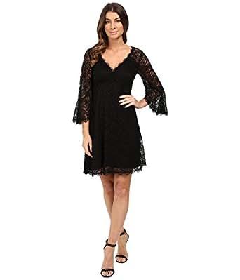 Nanette Lepore Women's Ming Frock Black Dress