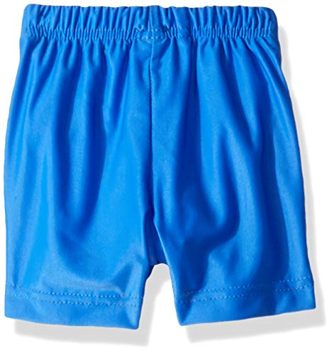 My Pool Pal Boys' Baby Trunk with Swim Diaper, Blue, 18 Months