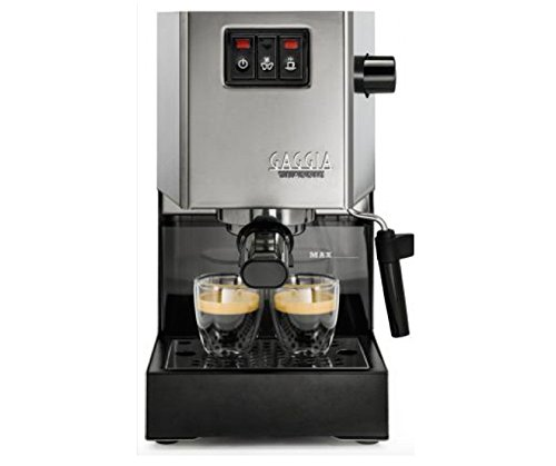 Gaggia Automatic Espresso Machines Classic 14101-1 Each.