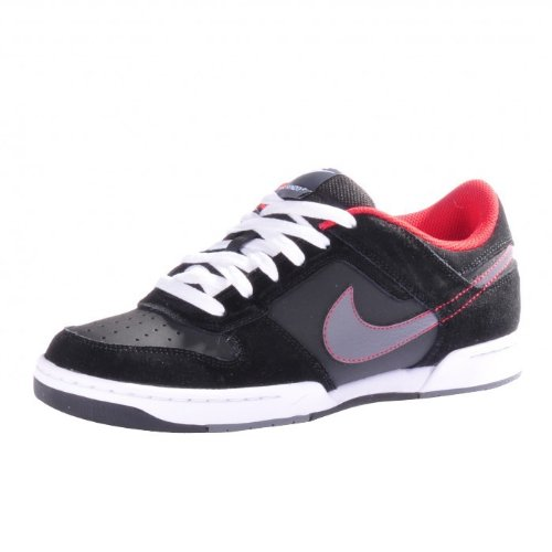 Nike Men's Nike Renzo 2 Skate Shoes 12 (Black/dark Grey)