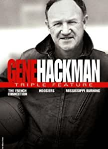 Gene Hackman Triple Feature (The French Connection / Hoosiers / Mississippi Burning)
