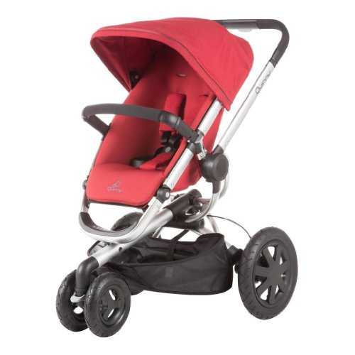 2013 Quinny Buzz Xtra Stroller, Red Rumor