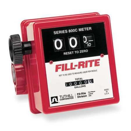 Meter, 1 in. FNPT, 5-20 gpm by Fill-Rite (Image #1)