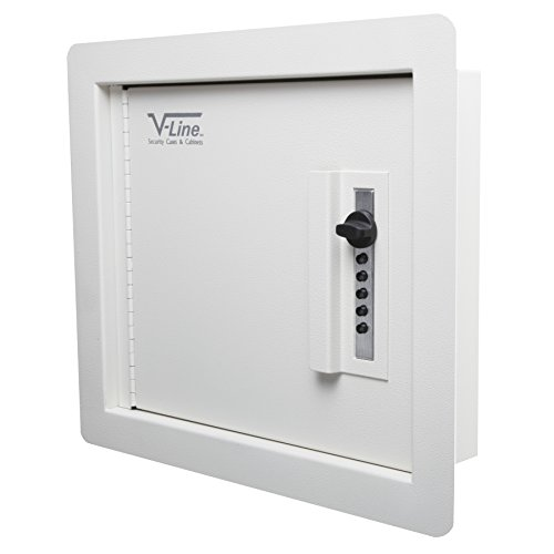 - V-Line Quick Vault Locking Storage for Guns and Valuables