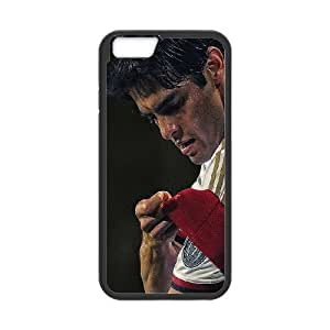 iPhone 6 Plus 5.5 Inch Cell Phone Case Black Kaka Captain Sports Face SU4535908