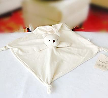 Smallgirl Bebé apaciguar Juguetes consolador Baby Comforter Toys Toalla de algodón Soft Toalla de Mano Short