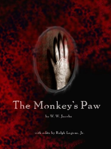 [The Monkey's Paw] (Monkey Halloween)