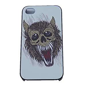 Zaki- Monster Design Hard Case for iPhone 4/4S