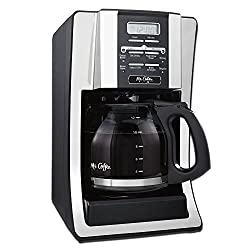 Mr. Coffee BVC-SJX33GT 12 Cup Coffee Maker