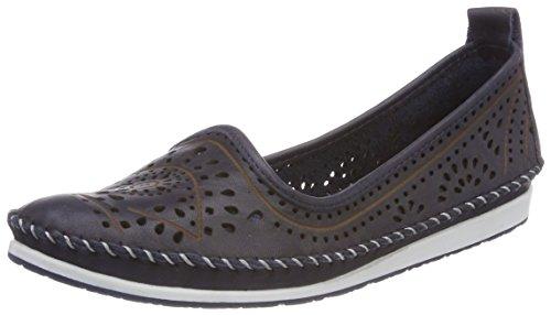 Conti Blue 0023414 Loafers WoMen Andrea Dunkelblau 017 Fd8Cqq