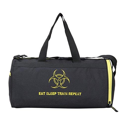 PinStar Tambour Gym Bag   Train Yellow  OS