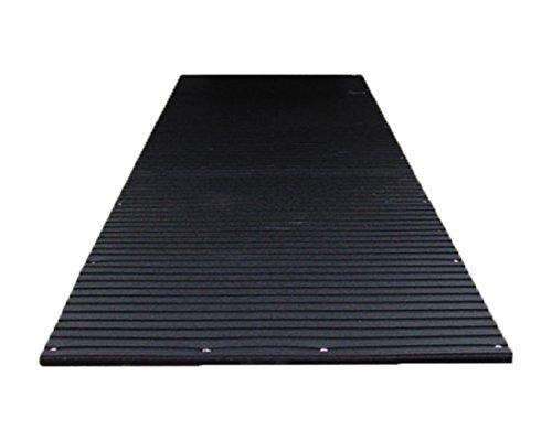 Raider Snowmobile Protection Trax Trailer Track Mat (18 Inch by 54 Inch) (Mat Trailer)
