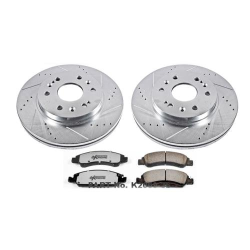 Power Stop K2069-36 Front Z36 Truck and Tow Brake Kit by Power Stop