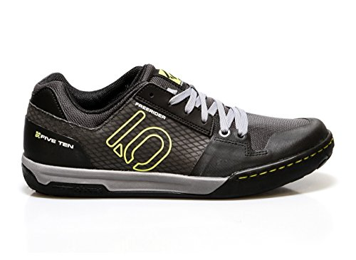 Five Ten Freerider Contact Bike scarpa – Black/Lime Punch 42.5
