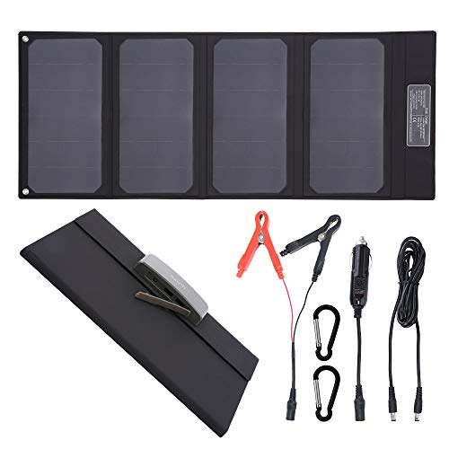 portable 12v solar panel - 8