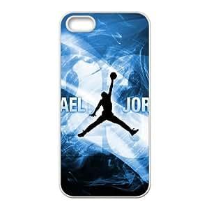iPhone 4 4s Cell Phone Case White Jordan logo as a gift A5858787