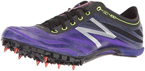 New Balance Mujeres Wsd400v1 Track Zapatos Purple