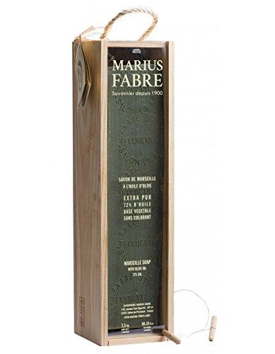 Marius Fabre Marseilles Olive Oil Soap Gift Box 2000g 70.54oz