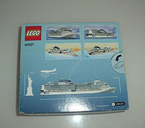 Lego Meraviglia Schiff