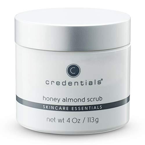 Credentials Honey Almond Face Scrub 4 oz. ()