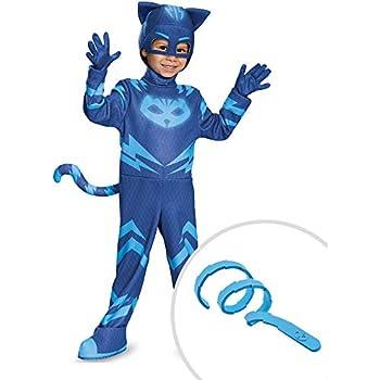 Amazon.com: Gekko Deluxe Toddler PJ Masks Costume, Small