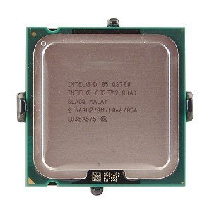 (Intel Core 2 Quad Q6700 2.66GHz 1066MHz 8MB Socket 775 Quad-Core CPU)