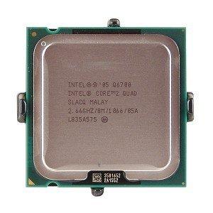 Intel Core 2 Quad Q6700 2.66GHz 1066MHz 8MB Socket 775 Quad-Core CPU