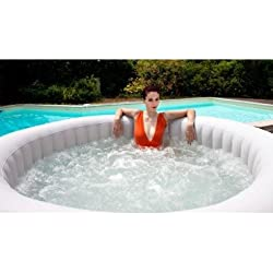 VerySpas Selection Super Spark Luxury 6 Seater Hot Tub Inflatable Jacuzzi