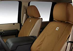 oem ford f series carhartt custom fit seat covers vbc3z 2863812 a accessories amazon canada. Black Bedroom Furniture Sets. Home Design Ideas
